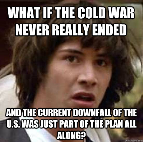 cold war is not really a war The first post wwii proxy war did not involve soldiers from either the soviet union or the united states, but did set a precedent in us foreign policy for the following cold war decades.