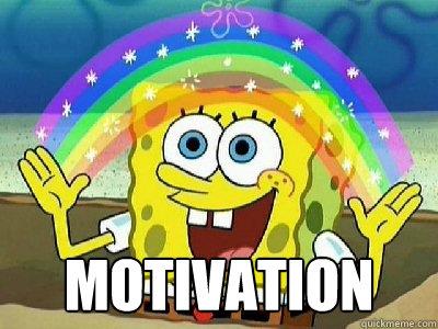 MOTIVATION  Imagination SpongeBob