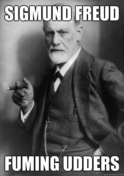 Sigmund Freud Fuming Udders  Historic Anagrams