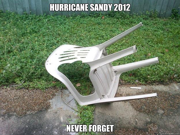 Hurricane Sandy 2012 Never Forget  Hurricane Sandy