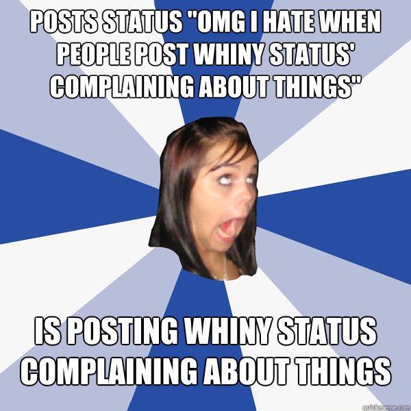 Posts status