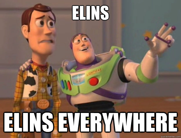 Elins Elins everywhere - Elins Elins everywhere  Toy Story