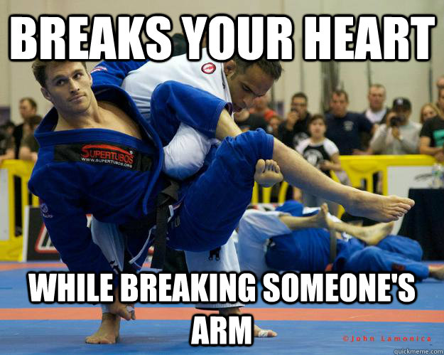 Breaks your heart While breaking someone's arm - Breaks your heart While breaking someone's arm  Misc