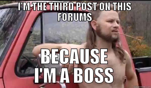 Post on forums - quickmeme