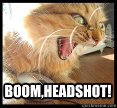 BOOM,HEADSHOT! - BOOM,HEADSHOT!  Misc