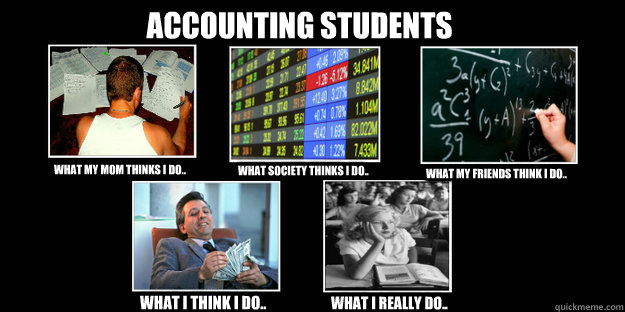 Funny Memes For Accountants : Accountants salary memes