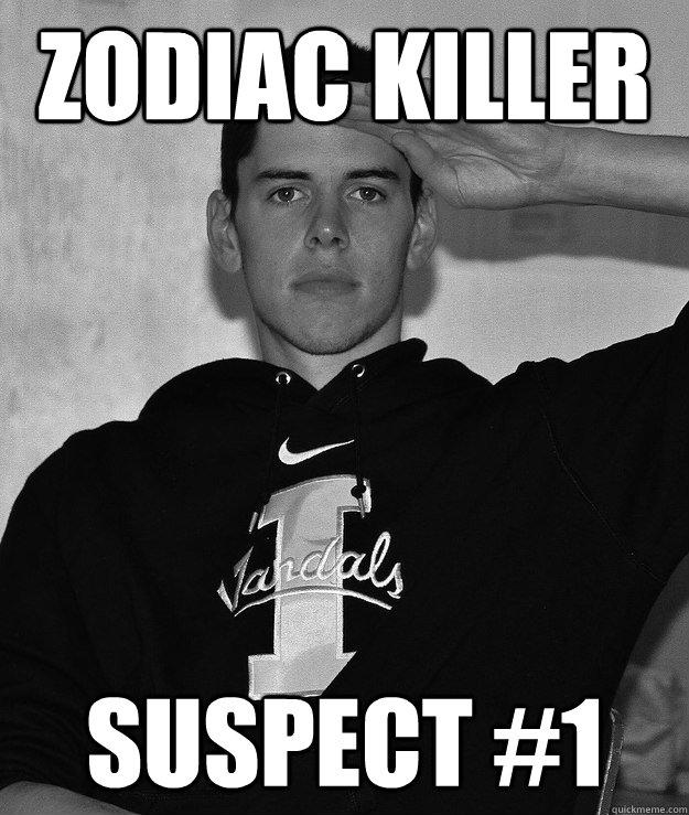 Zodiac Killer Suspect #1 - Zodiac Killer Suspect #1  Misc