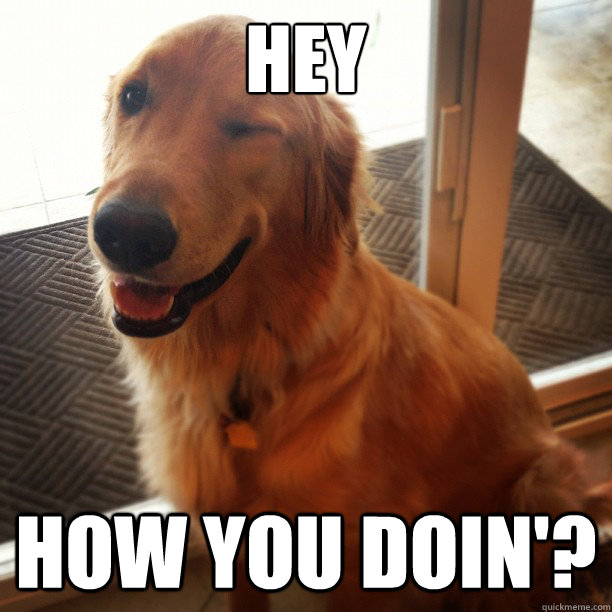 Hey How you doin'? - Hey How you doin'?  Misc