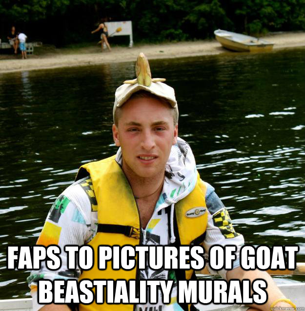 faps to pictures of goat beastiality murals