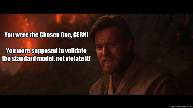 You Are The Chosen One Gif You Were The Chosen One Cern