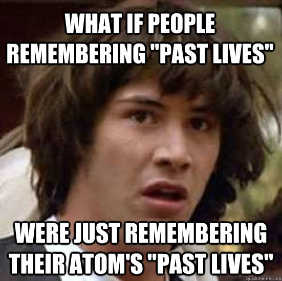What if people remembering