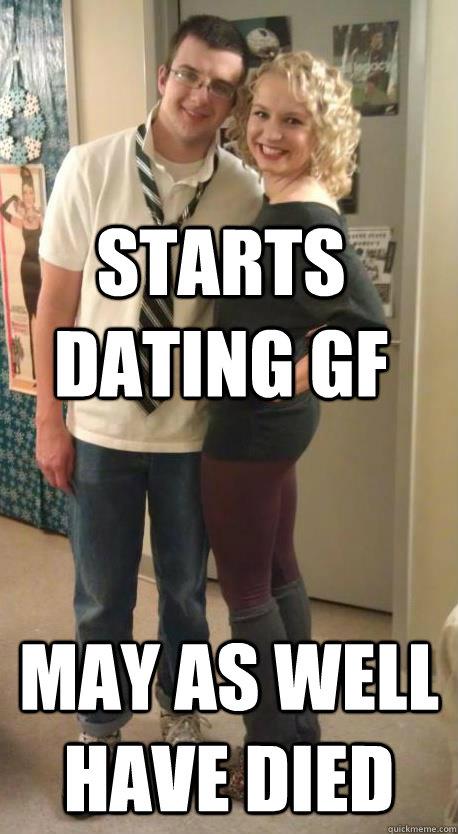 Dating but not boyfriend girlfriend