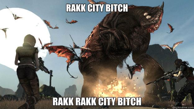 Rakk City Bitch Rakk Rakk City Bitch