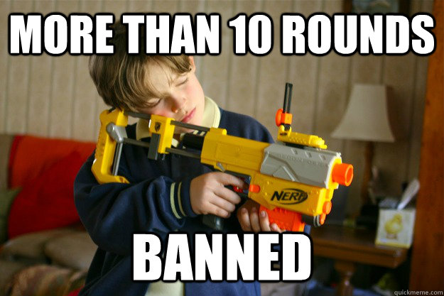 More than 10 Rounds Banned - More than 10 Rounds Banned  Misc