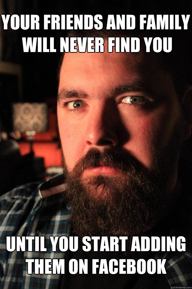 Dating sites murderer meme