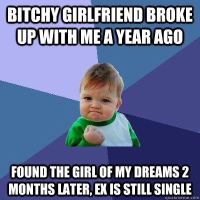 Bitchy girlfriends