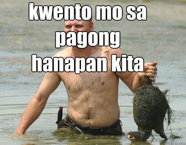 kwento mo sa pagong hanapan kita  - kwento mo sa pagong hanapan kita   Turtle Man