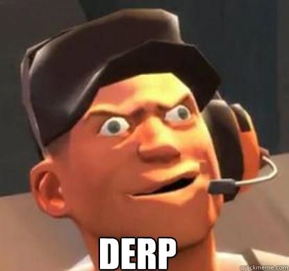 DERP  Derpy Scout