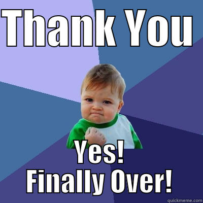 Funny Thank You Images For Ppt Thank You Meme Face