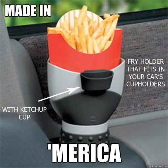 'MERICA MADE IN