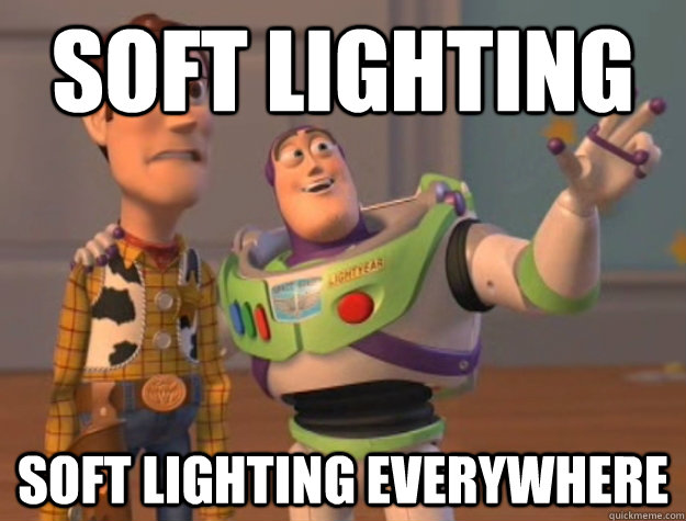 Soft lighting soft lighting everywhere - Soft lighting soft lighting everywhere  Buzz Lightyear