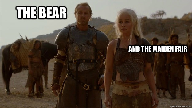 The Bear  And the maiden fair - The Bear  And the maiden fair  Misc