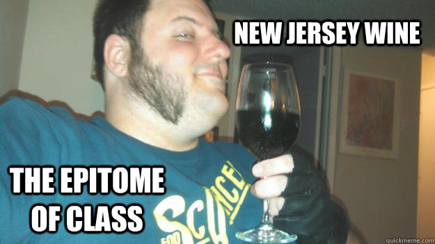 New jersey wine the epitome of class