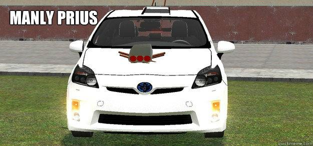 Manly Prius  Prius