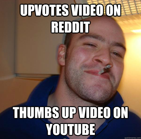 Upvotes video on Reddit Thumbs up video on youtube - Upvotes video on Reddit Thumbs up video on youtube  Misc