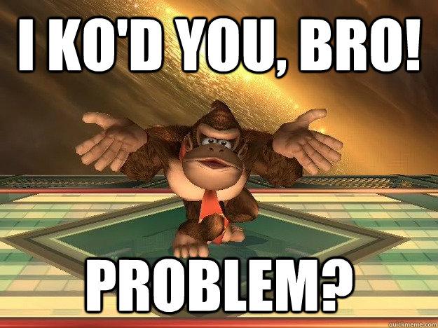 Donkey Kong Troll Face Creativehobbystore