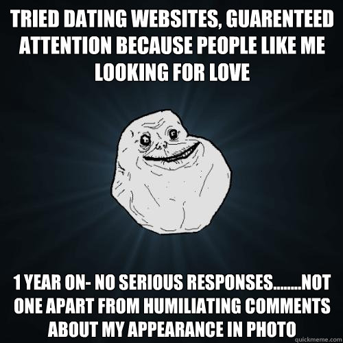 Not serious dating websites