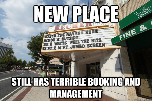 New Place still has terrible booking and management - New Place still has terrible booking and management  Misc