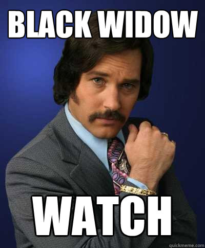 Black Widow WATCH