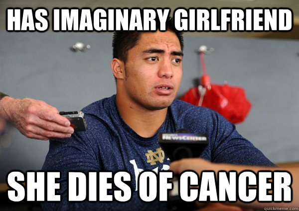 Has Imaginary Girlfriend she dies of cancer - Has Imaginary Girlfriend she dies of cancer  Bad Luck Teo
