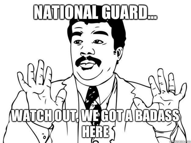 National Guard Memes National Guard