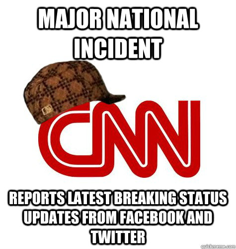 major national incident reports latest breaking status updates from facebook and twitter