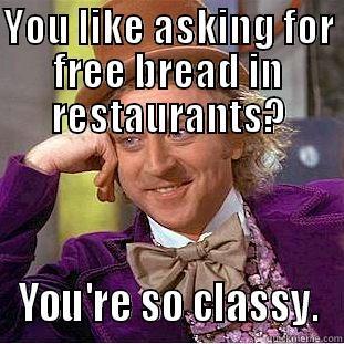 Free Bread - quickmeme