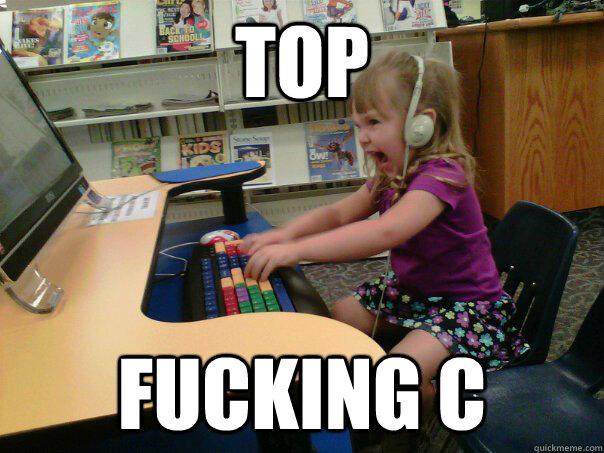 TOP FUCKING C