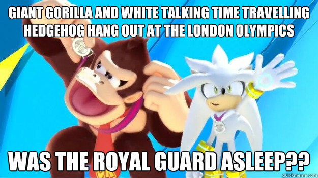 Silver And Donkey Kong Memes Quickmeme