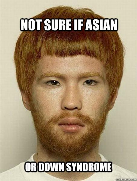 Racists asian jokes