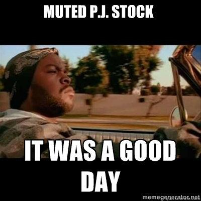Muted P.J. Stock - Muted P.J. Stock  ICECUBE