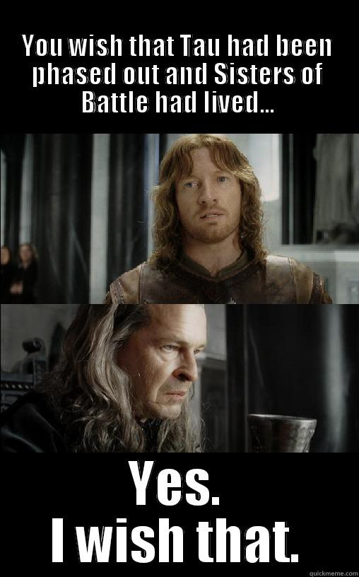 You Wish Denethor Quickmeme