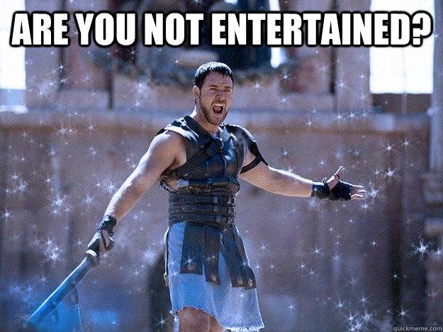 Chilly Gladiator memes | quickmeme