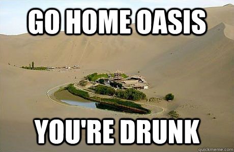 go home oasis you're drunk - go home oasis you're drunk  Misc
