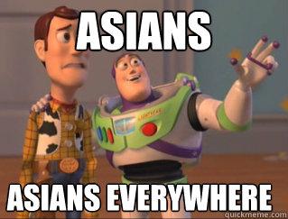 Asians Asians everywhere - Asians Asians everywhere  Misc