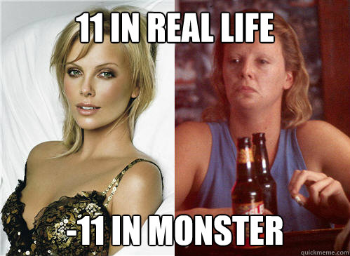 11 in real life -11 in Monster - 11 in real life -11 in Monster  Misc