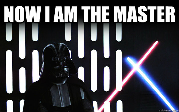Now I am the Master  - Now I am the Master   Misc