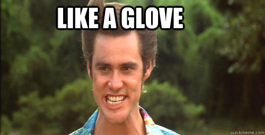 Like a glove  - Like a glove   Misc