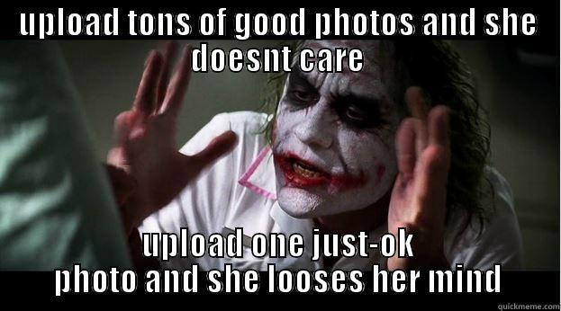 Funny Meme Upload : Joker mind loss memes quickmeme