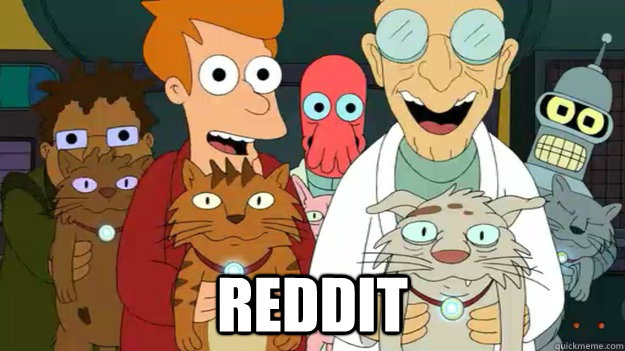 Reddit -  Reddit  Reddit